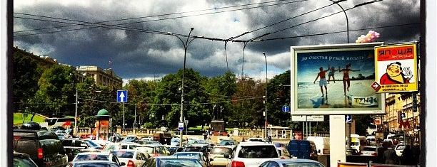 Славянская площадь is one of Стоит посетить (Москва).