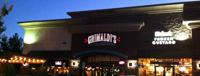 Grimaldi's Pizzeria is one of First List to Complete.