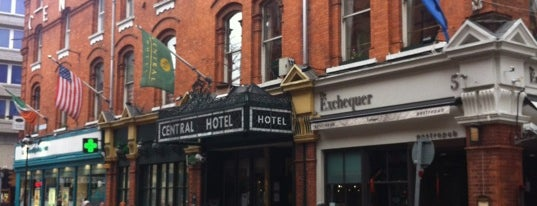 The Central Hotel is one of Ireland.