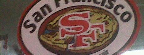 San Francisco Pizza, Steak & Donair is one of Favorite Food.