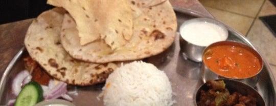 Maya Indian Sweets and Tandoori is one of Tempat yang Disukai Joscha.