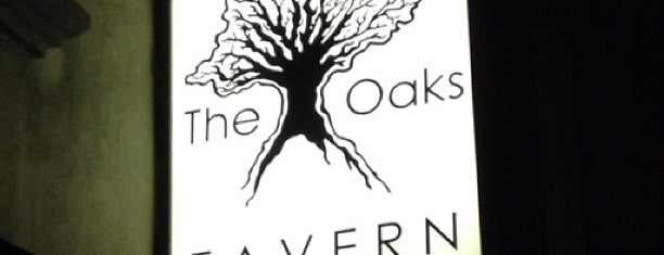 The Oaks Tavern is one of GOOD Beer in L.A..