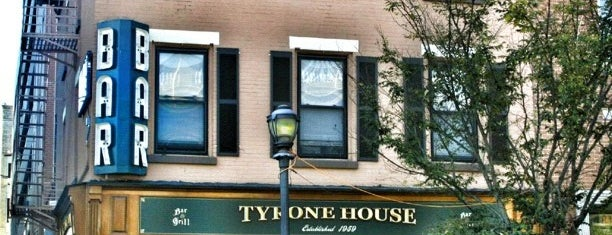 tyrone house is one of Done List.