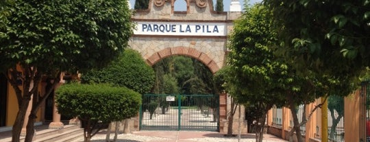Parque La Pila is one of Tequisquiapan.