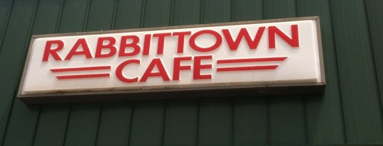Rabbittown Cafe is one of Locais curtidos por Chris.