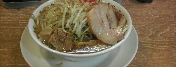 野郎ラーメン 川崎アゼリア店 is one of o(´○`)o.