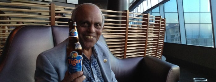 WP24 by Wolfgang Puck is one of Places to Enjoy a Tiger Beer!.