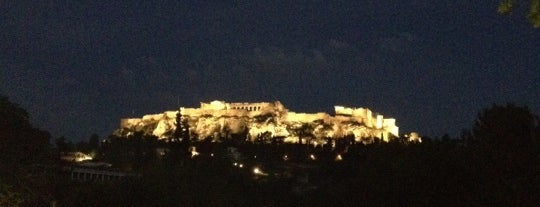Thissio is one of A local's guide: 48 hours in Athens.