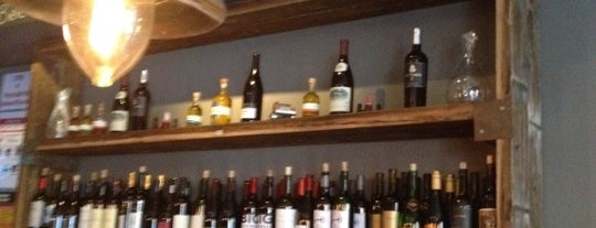 Kaia Wine Bar is one of NYC Drinks.