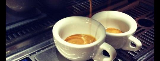 CK Café is one of Berlin's Best Coffee - 2013.