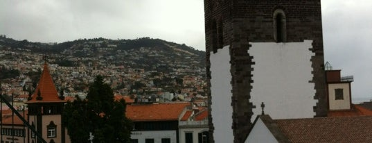 Sé do Funchal is one of Funchal #4sqCities.