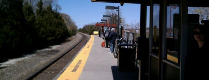 NJT - Absecon Station (ACRL) is one of New Jersey Transit Train Stations.