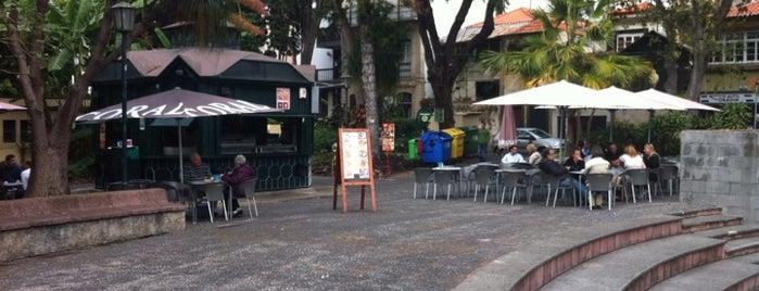 Jardim Municipal is one of Madeira.