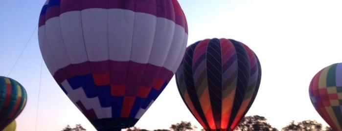 South County Hot Air Balloon Festival is one of Armando 님이 좋아한 장소.