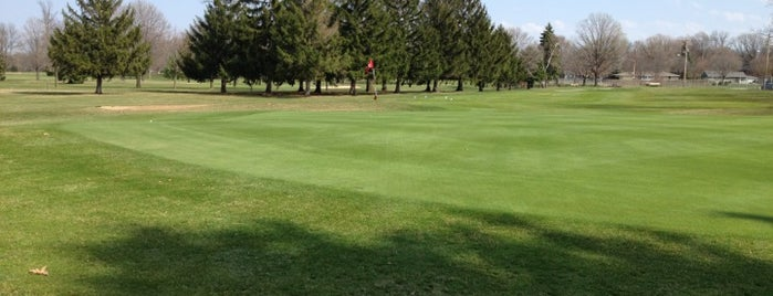 Reid Municipal Golf Course is one of Locais curtidos por Rob.