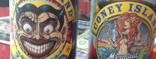 Coney Island USA - Museum & Freak Show is one of NYC Craft Beer Week 2011.