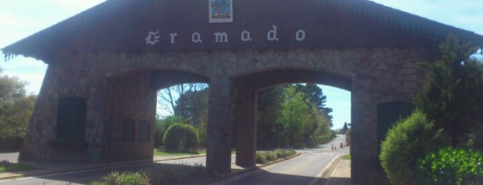Gramado is one of LUGARES... Rio Grande do Sul/BRASIL.