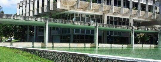 UFRN - Universidade Federal do Rio Grande do Norte is one of Orte, die Aline gefallen.