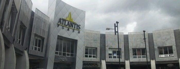 Plaza Atlantis is one of Leonardo'nun Beğendiği Mekanlar.