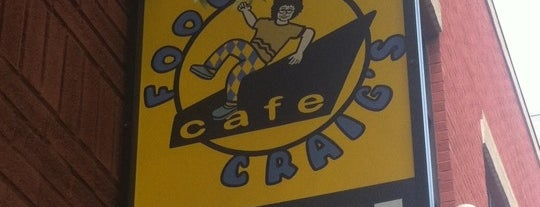 Foolish Craig's Cafe is one of Locais curtidos por Ross.