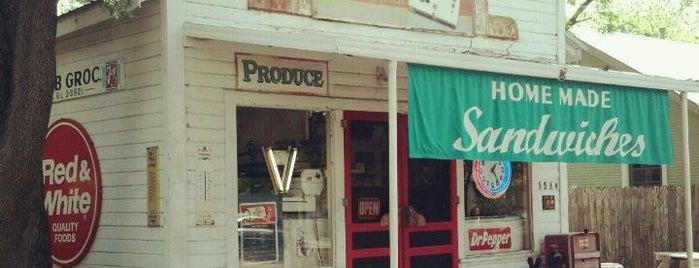 Avenue B Grocery & Market is one of Austin.