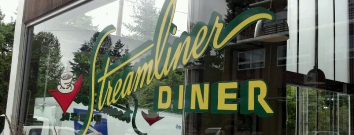 Streamliner Diner is one of Seattle Eats.