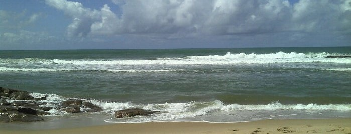 Praia Tranquila is one of Lugares favoritos de Ju.