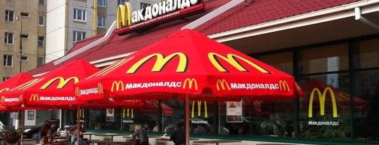 McDonald's is one of 24 Hour Restaurants.