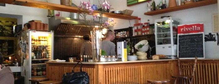 Restaurant Themroc is one of Berlin.
