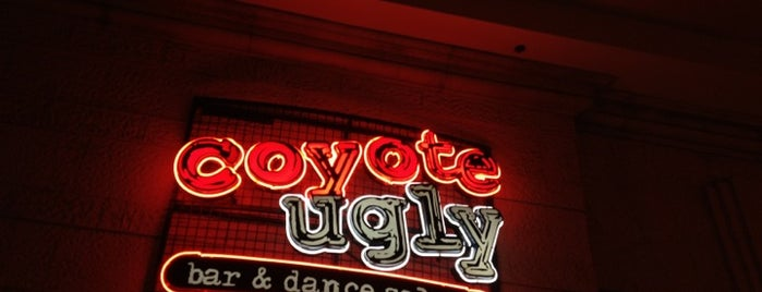 Coyote Ugly Saloon - Las Vegas is one of Easy Hook-Ups.