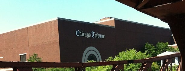 Chicago Tribune Freedom Center is one of Locais curtidos por Brian.