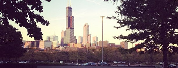 University of Illinois at Chicago (UIC) is one of Chicago hangouts.