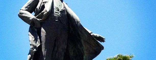 Okubo Toshimichi Statue is one of 西郷どんゆかりのスポット.