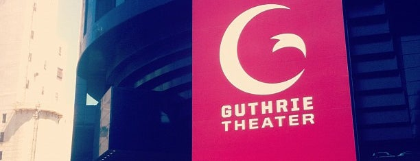 Guthrie Theater is one of Minneapolis & St Paul Music & Event Venues.