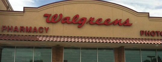 Walgreens is one of Toby 님이 좋아한 장소.