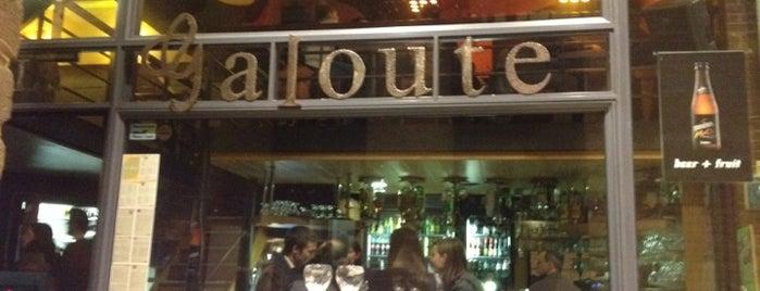 La Galoute is one of Les bars de Steph G..