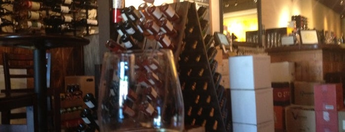 Veritas Wine Room is one of 2012 The Best of Big D Stops.