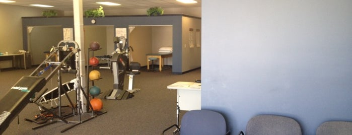 Rebound Physical Therapy is one of Lugares favoritos de Jennifer.