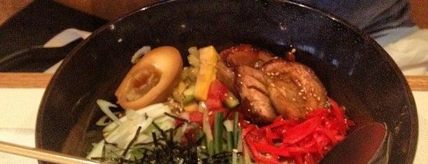 Jin Ramen is one of New York Eats.
