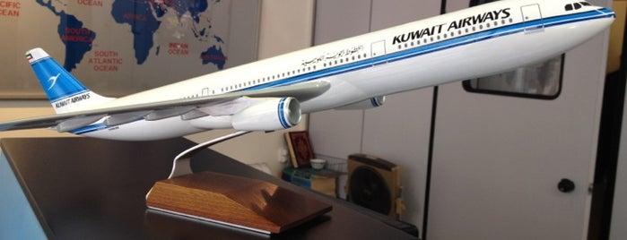 Kuwait Airways is one of virgo.