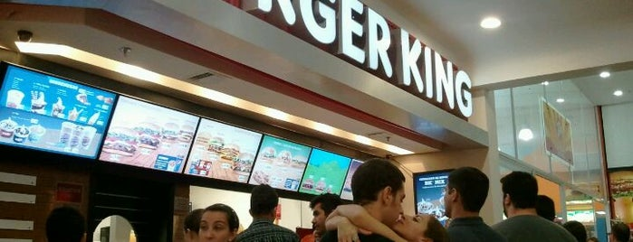 Burger King is one of Orte, die João Paulo gefallen.