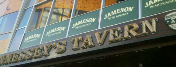 Hennessey's Tavern is one of Best Lil' Boozers.