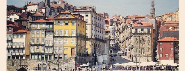 Cais da Ribeira is one of Portugal.