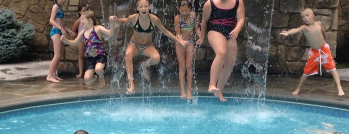 Gatlinburg Falls Pool And Hot Tub Fun Town is one of USA TO DO LIST.