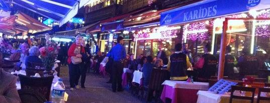 Çapari Restaurant is one of meyhanedeyiz.biz.