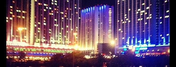 Измайлово «Гамма-Дельта» / Izmailovo Gamma Delta Hotel is one of Gizem : понравившиеся места.