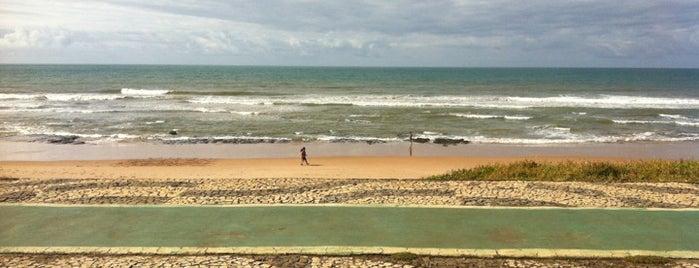 Praia Do Corsário is one of Locais salvos de Vinny Brown.