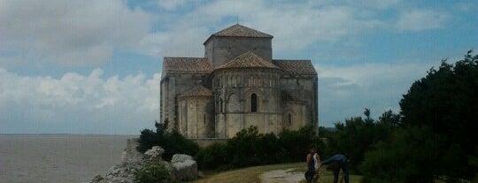 Église Sainte-Radegonde de Talmont is one of Matúš's Liked Places.