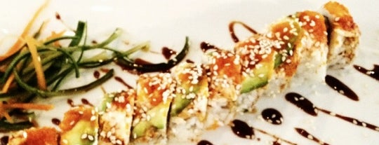 Sushi Kibo is one of Lieux qui ont plu à Topo Leon.