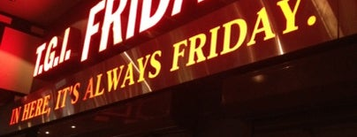 T.G.I. Friday's is one of Orte, die Мария gefallen.